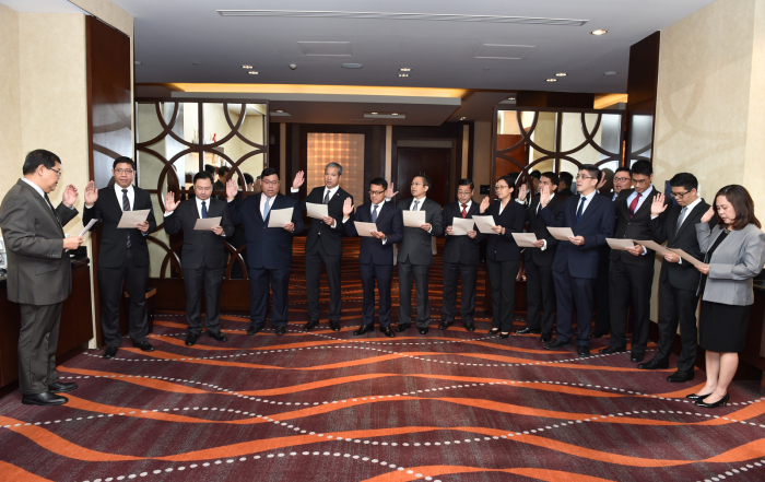 MART Holds 2016 Induction Ceremony