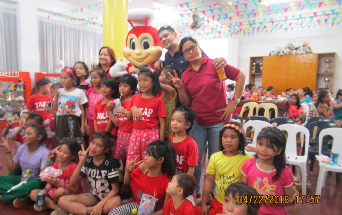 "MART Visits ""Boys Town"" Orphanage"